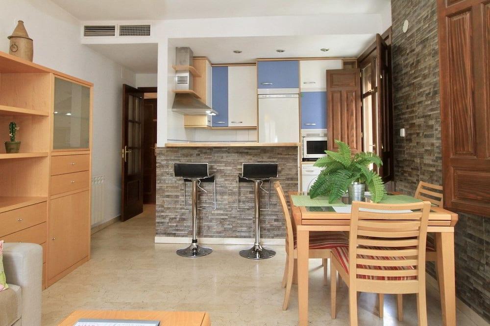 Apartament, 2 sypialnie (Plaza del Realejo 11) - Powierzchnia mieszkalna