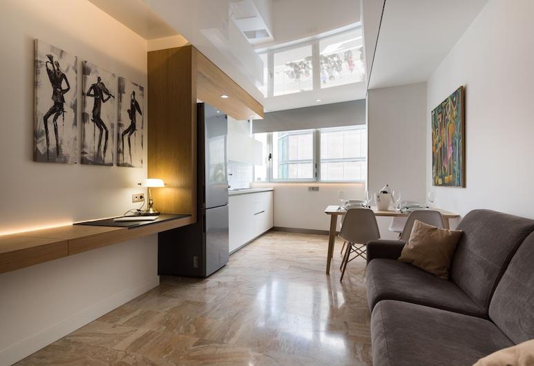 Suites Garden 6 Loft Andy Warhol, Las Palmas de Gran Canaria, Loftsrom, 1 soverom, Rom