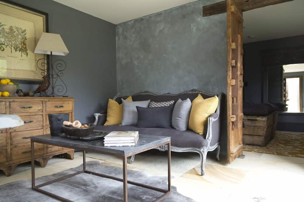 Deluxe Double or Twin Room (Barn2017) - Living Room