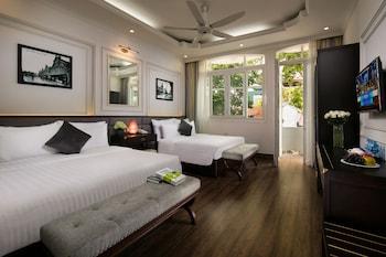 ハノイ、ゴールデン ロースター ホテルの写真