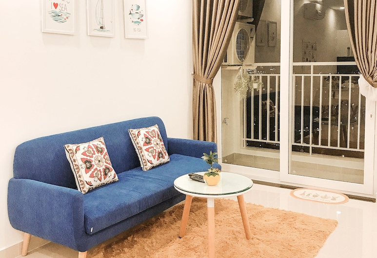 Leo House, Vung Tau, Apartment, 1 Bedroom, Living Room