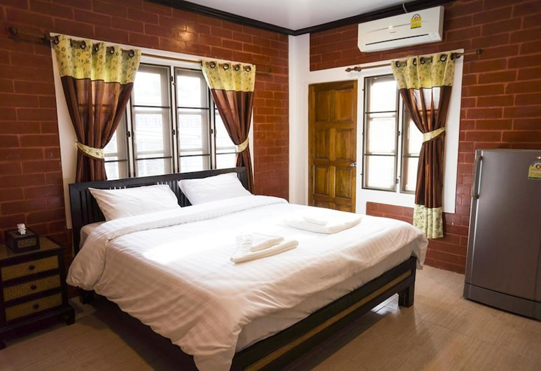 Summer Guesthouse & Hostel, Ko Tao, Double Room with Balcony, Zimmer