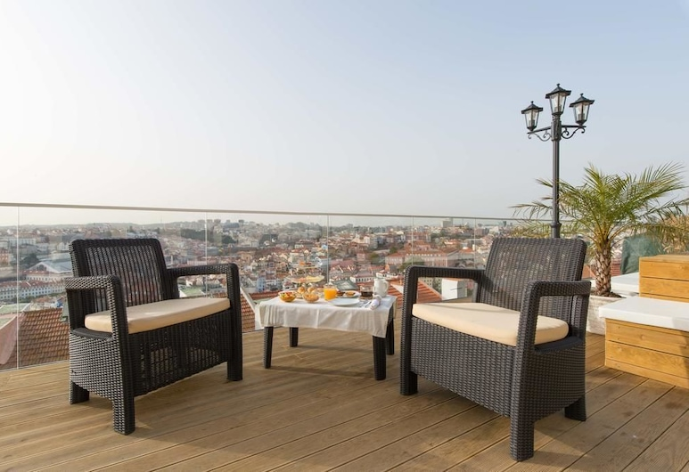 Garden Rooftop by Imperium, Λισσαβώνα, Εξωτερικός χώρος ξενοδοχείου
