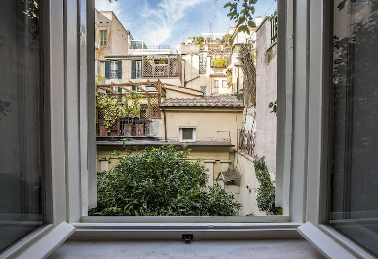 Trevi Contemporary Suite, Roma, Doppia Superior, 1 letto queen, Vista dalla camera