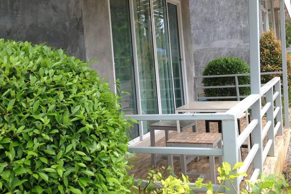 Standaard bungalow - Balkon