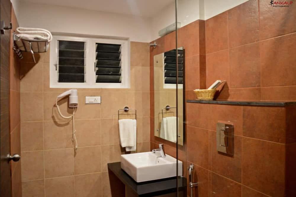 Kambarys su papildomais patogumais - Vonios kambarys