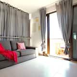 Апартаменты, 2 спальни, терраса (Remolars 5) - Гостиная