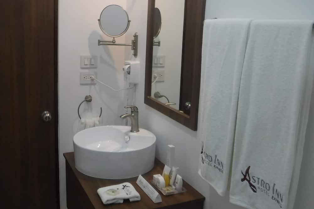行政客房 - 浴室洗手台
