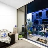 Appartamento Premium, 1 camera da letto, accessibile ai disabili - Balcone