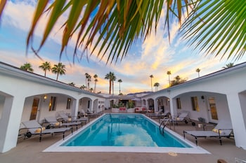Palm Springs bölgesindeki The Westcott resmi