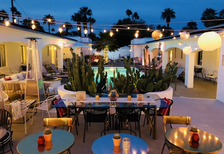 The Westcott, Palm Springs, Outdoor Dining