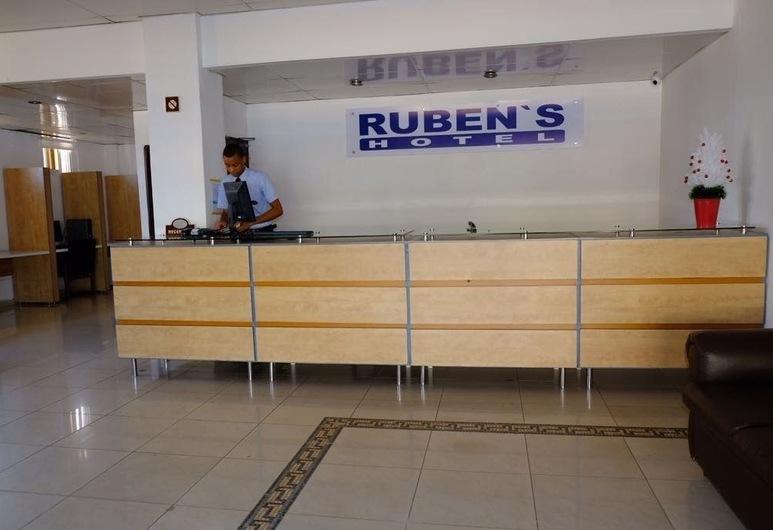 روبنز هوتل, سانتو دومينجو, مكتب الاستقبال