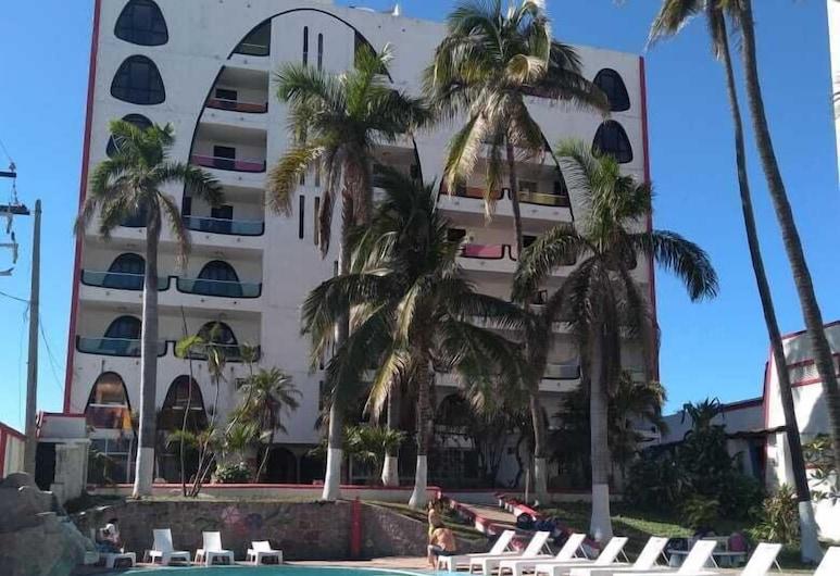 Essen's Hotel, Mazatlan, Svømmebasseng