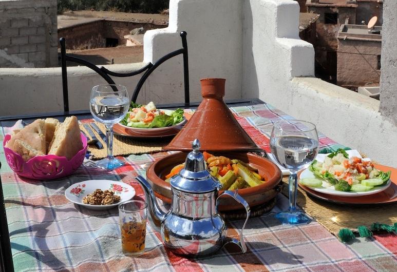 Mandar Kebir, Ouirgane, Rõdu