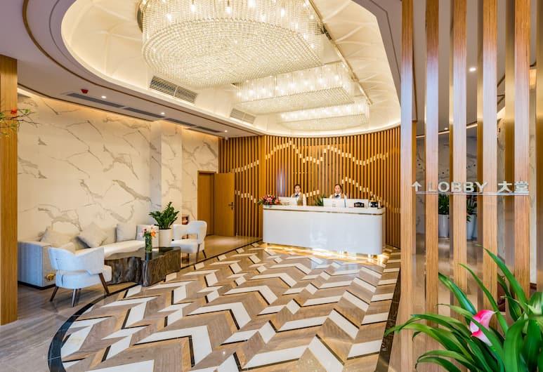 Guangzhou Mustin Hotel, Guangzhou, Predvorje
