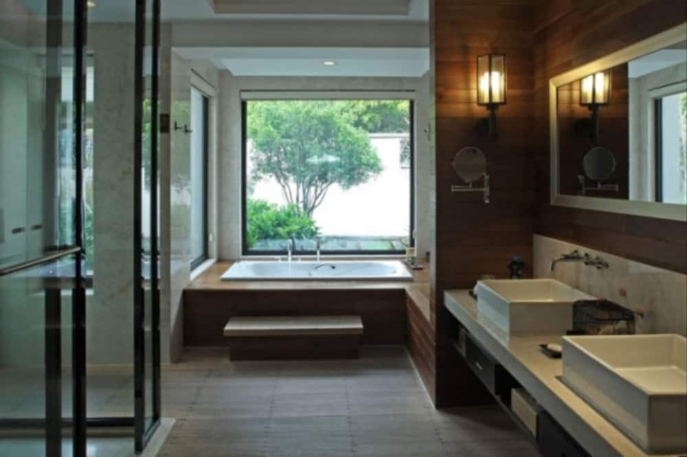 Будинок «Делюкс», 2 спальні, приватний басейн - Ванна кімната