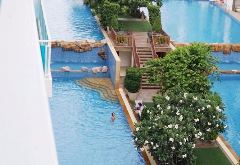 華欣 A502 我的渡假村, Hua Hin, 室外泳池