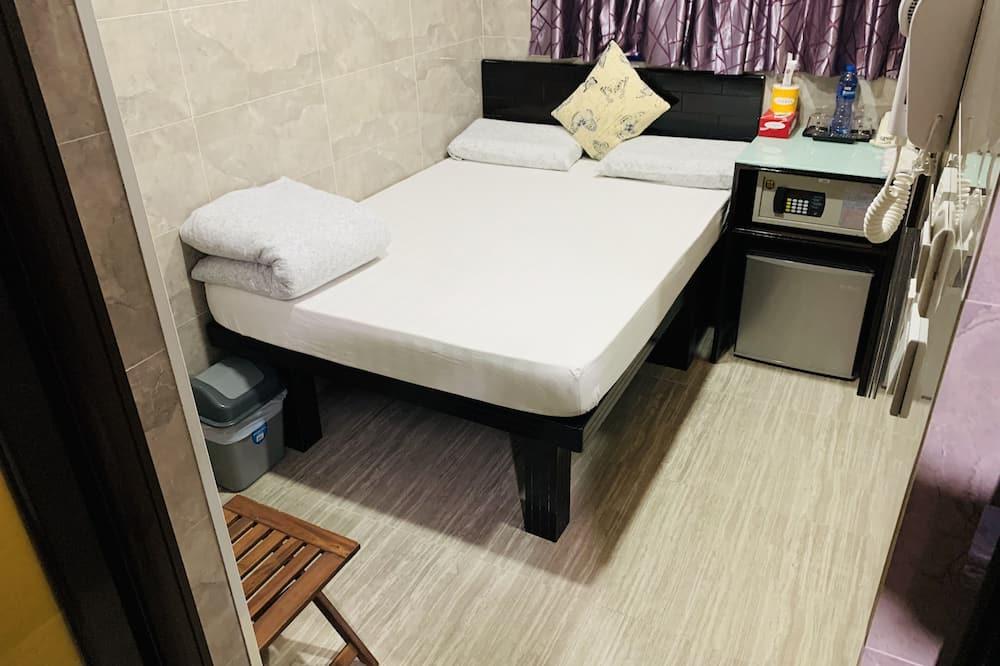 Двухместный номер с 1 двуспальной кроватью - Гостиная