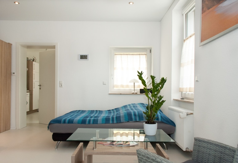 Apartments-Room Leverkusen City, Leverkusen, Apartment, 1 Double Bed with Sofa bed, Non Smoking, Kitchen, Room