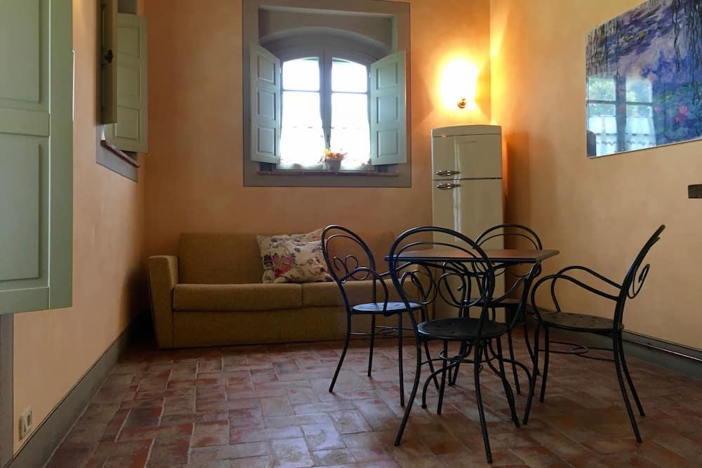 Apartament typu Comfort Suite, 2 sypialnie, aneks - Salon