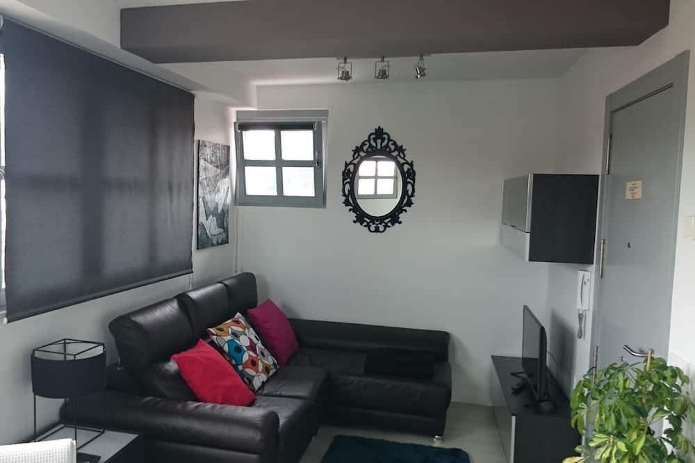 Penthouse, 2 hálószobával (Ático 1) - Nappali