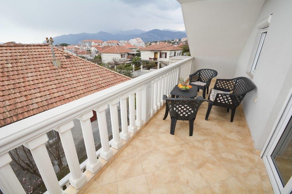 Departamento estándar, 2 habitaciones, terraza - Balcón