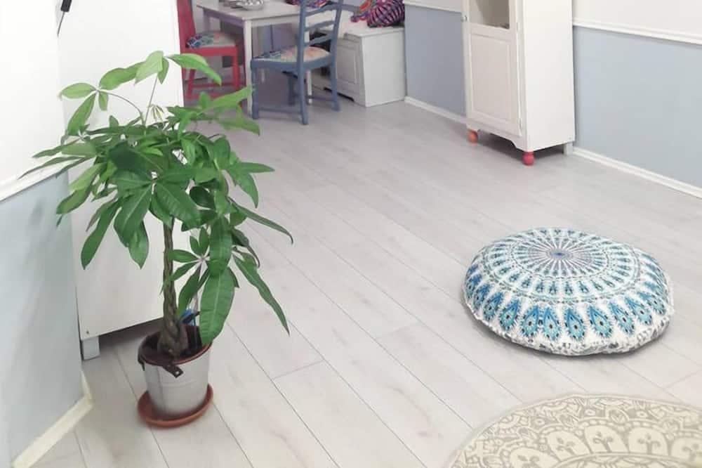 公寓 - 起居区