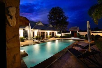 Naktsmītnes RungNara Pool Villa attēls vietā Sansāi