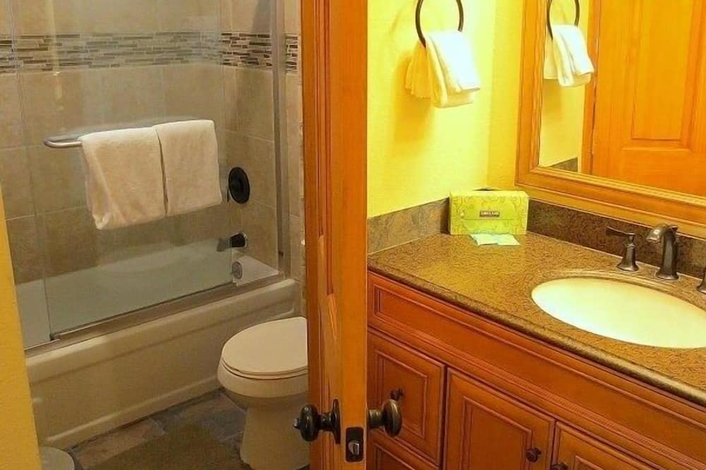 Condominio, 1 habitación - Baño