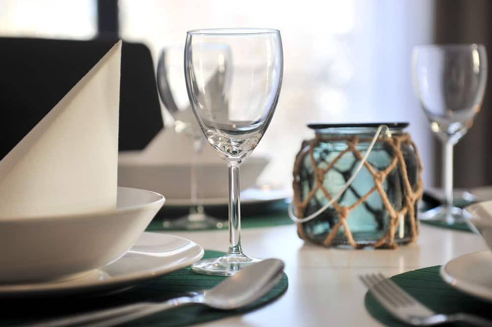 Familjelägenhet - pentry - Matservice på rummet
