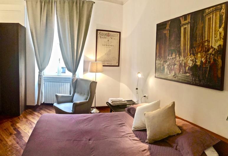 Luminosa Milano, Milan, City Apartment, Bilik