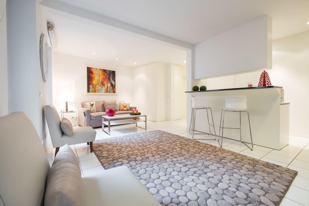 Comfort appartement - Woonkamer