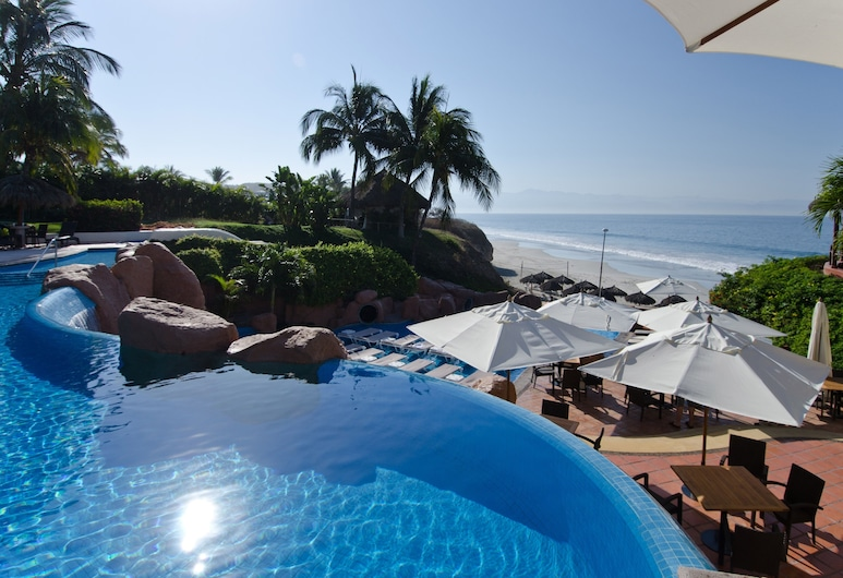 Rancho Banderas All Suite Resort - Una Habitación, Punta de Mita, Piscina