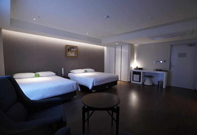 明洞湯瑪斯飯店, 首爾, 套房, 客房景觀