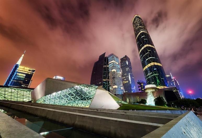 微八逸居酒店, 廣州市, 外觀