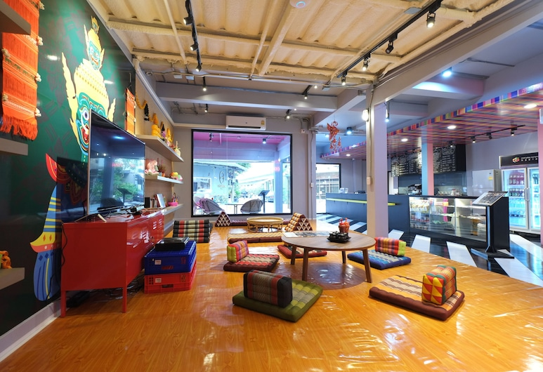 Everyday Bangkok Hostel @Khaosan, Bangkok, Lobby