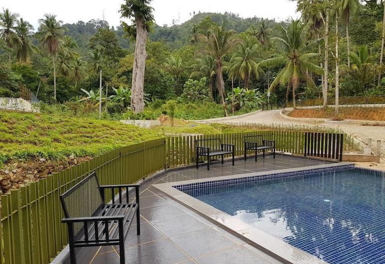 Casa Hill Resort, Sungai Lembing, Outdoor Pool