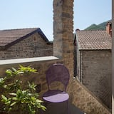 Δίκλινο Δωμάτιο (Double), Θέα στην Κοιλάδα - Μπαλκόνι