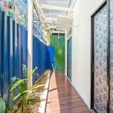 Standard Room, Non Smoking, Shared Bathroom (Standard) - Pemandangan Balkoni