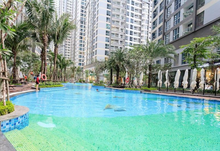 Nancy Apartment , Ho Chi Minh City, Utomhuspool