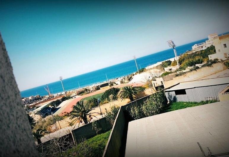 فندق لا فيلا, بومرداس, منظر من الفندق