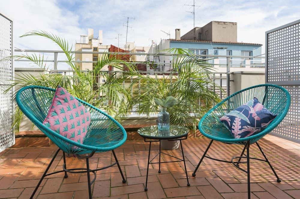 Superior-Doppelzimmer, Terrasse - Terrasse/Patio