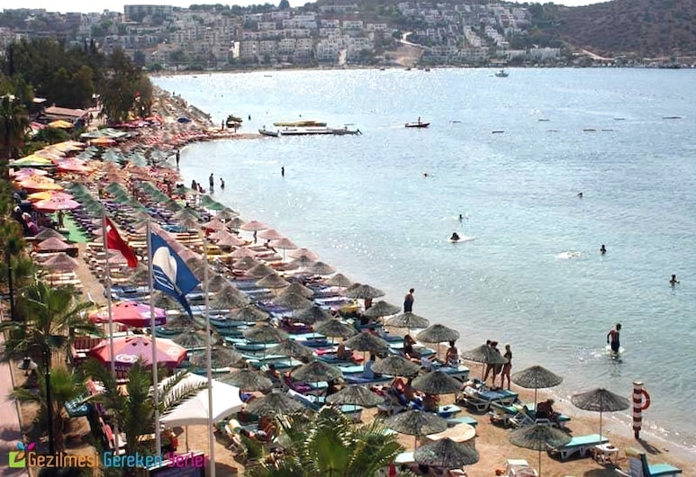 Bitez Hotel Seaside, Bodrum, Plaj
