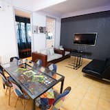 Apartment, 3 Bedrooms (Dolce) - Living Area