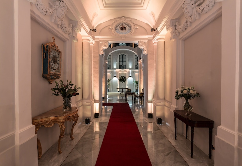 Domus Zamittello, Valletta, Lobby