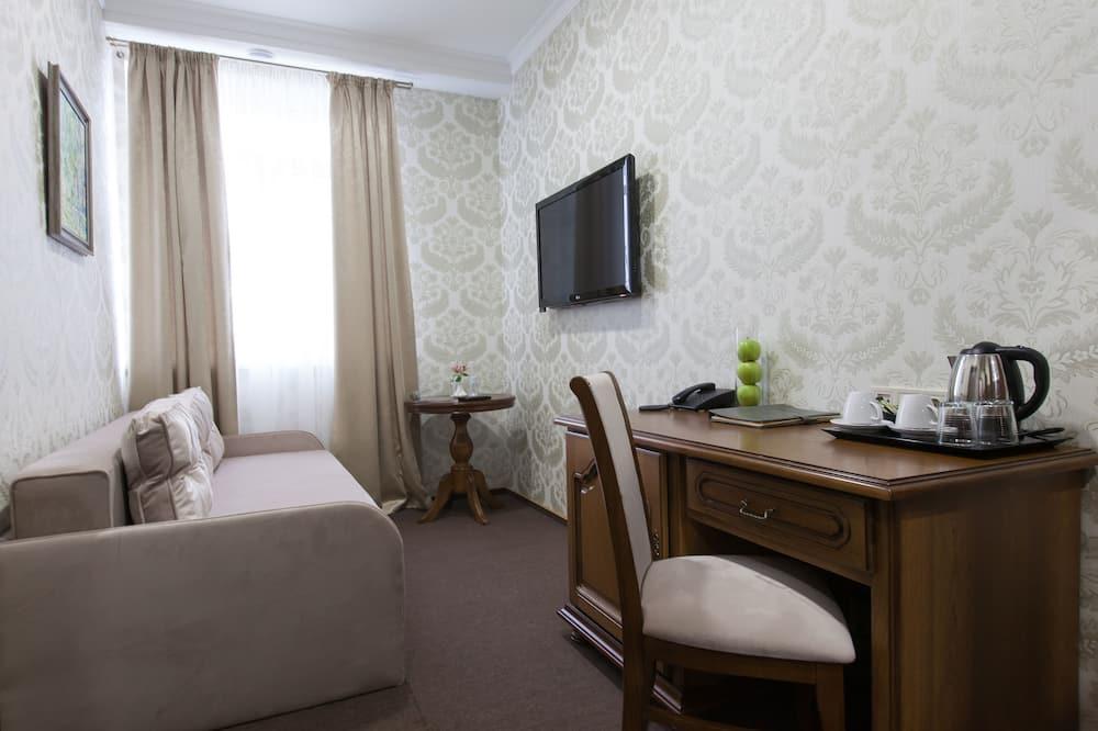 Comfort Double Room, 1 Bedroom - Ruang Tamu