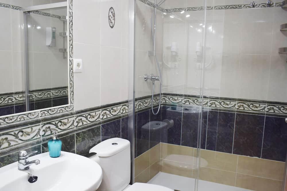 Dzīvokļnumurs, vannasistaba numurā - Vannasistaba