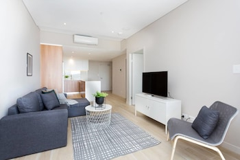 Picture of Chic Designer Apartment in Olympic Park + Parking in Wentworth Point
