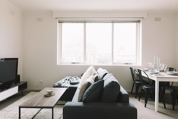 Picture of Chic Designer Home for Four with Parking in St Kilda