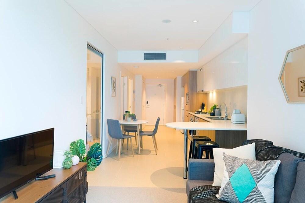 Unique Designer Brisbane City Pad (Brisbane, Queensland) : Hoteles ...